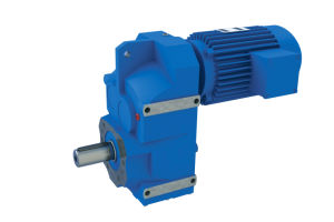 F Parallel Shaft Gearmotor Hollow Shaft Output pictures & photos