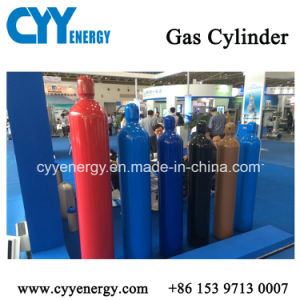 40 Liter Empty Oxygen Gas Cylinder for Medical Institute pictures & photos