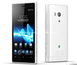 GSM Cell Phone Original Mobile Unlocked Smart Phone Acro S Lt26W pictures & photos