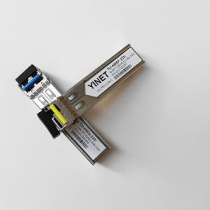 1000Mbps SFP Fiber Optical Transceiver with Ddm Function (OP-1GDD20) pictures & photos