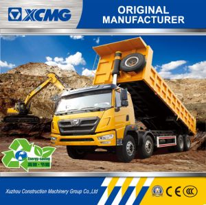 XCMG Official 8X4 375HP Dump/Heavy-Duty Tipper Trucks pictures & photos