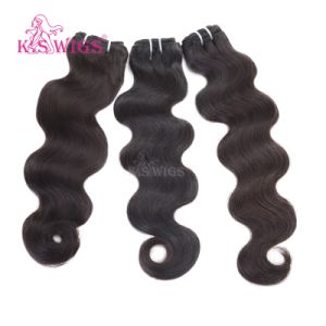 Wholesale 100% Human Hair Extension Indian Remy Hair pictures & photos