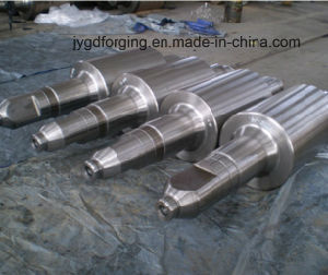 Hot Forging Ck45/S45c Steel Shaft Forging pictures & photos