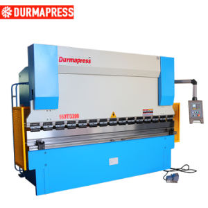 Wc67y-160t3200 Hydraulic Press Brake pictures & photos