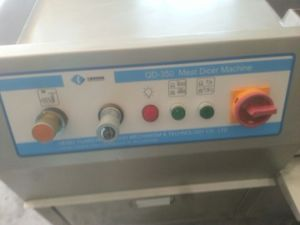 Meat Dicer with Ce Certificate/Frozen Meat Cuber Cutter/4-120mm Meat Dicer pictures & photos