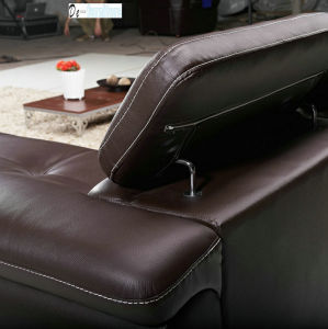 High Quality Wholesale Price Genuine Leather Sofa in Living Room Furniture (31) pictures & photos