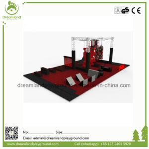 Indoor Obstacle Course Equipment Play Centre Equipment Ninja Warrior Course pictures & photos