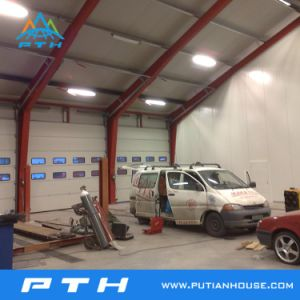 CE BV Approved Prefab Steel Structure for Warehouse pictures & photos