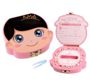 New Hot Baby Hair Baby Teeth Box pictures & photos