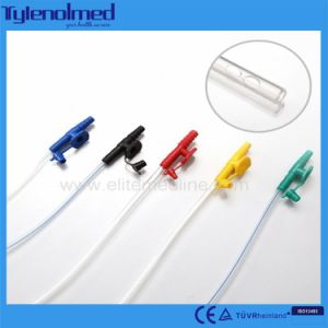 Disposable Medical PVC Suction Catheter with Varied Tip pictures & photos