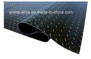 Rhomboid Rubber Mat/Stable Rubber Mat, Anti-Slip Rubber Mat/ pictures & photos