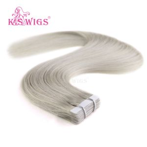 Colorful Fashion Brazilian Human Tape Hair Extensions pictures & photos