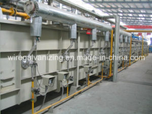Singring Brand Steel Cord Used Open Fire Austenitization Furnace pictures & photos