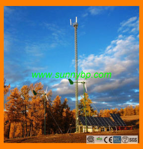 5kw Solar Generation System Station pictures & photos