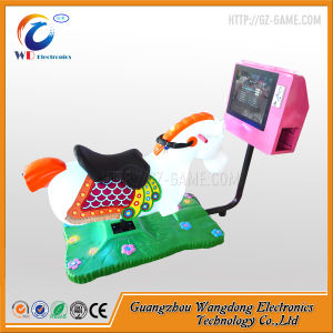 Metal LCD Kiddie Horse Ride for Kids pictures & photos