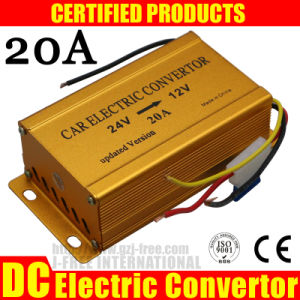 Best Price, DC 24V to DC 12V Car Power Converter 20A Car Step Down Transformer DC Buck