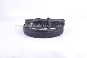 2016 Best Selling New Products Man Alligator Pattern PU Belt pictures & photos