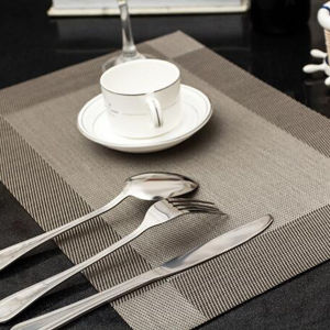 Hotel Polyester Placemat & Tray Mat (DPF2658) pictures & photos