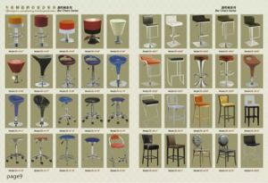Bar Chair Bar Furniture for Sale pictures & photos
