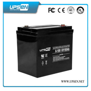 Regulated Lead Acid Battery for Security System and Alarm System pictures & photos