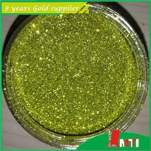Shine Green Glitter for Christmas Now Lower Price pictures & photos