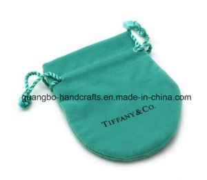 Custom Jewelry Pencil Mobile Phone Organza Velvet Drawstring Bag Pouches pictures & photos
