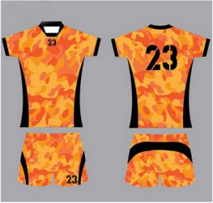 2016 National Team Personalized Make Your Own Rugby Jerseys pictures & photos