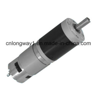PMDC Gear Motor for Mower pictures & photos