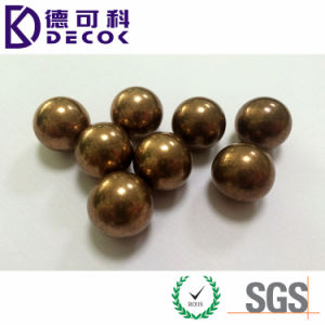 99.9 Pure Copper Ball pictures & photos