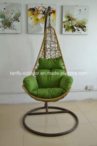 Professional Manufacturer Outdoor Rattan Hanging Chair pictures & photos