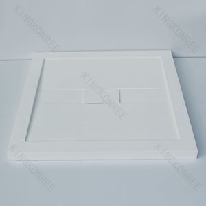 Custom Marble Stone Solid Surface Bathroom Shower Pan (SB170526) pictures & photos