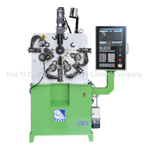 Spring Coiling Machine Wire Size: M2-M16 Spring Machine pictures & photos