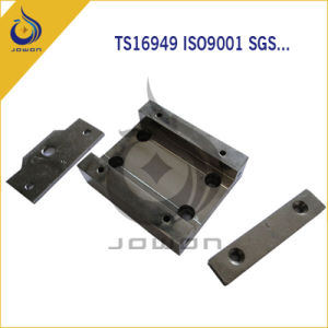 ISO/Ts16949 Certificated CNC Machining Steel Casting pictures & photos
