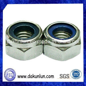 Customized All Kinds of Nylon Lock Nuts pictures & photos