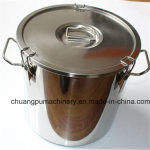 50L Dairy Milk Cans Stainless Steel Milk Bucket pictures & photos