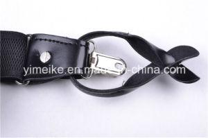 High Quality Jacquard Design Button/Clip Suspender for Men (BD1031) pictures & photos