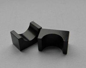 Black Epoxy N35-N52 Neodymium Magnet pictures & photos