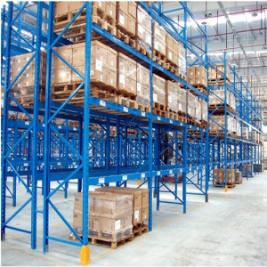 ISO Material Steel Q235 Heavy Duty Pallet Rack pictures & photos