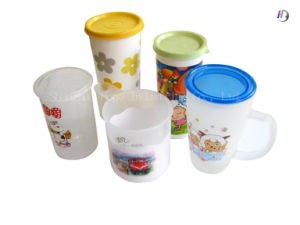 in Mould Label for Cups/Cosmetic Boxes pictures & photos
