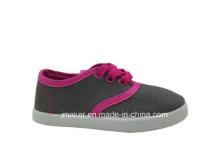 Low Top Children Skateboard Shoe Casual Shoe (508-S) pictures & photos