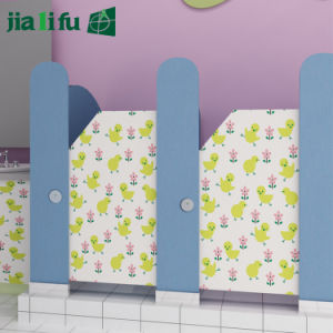 Jialifu Hot Sale Male Toilet Stall Partition pictures & photos