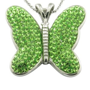 Fashion Animal Enamel Butterfly Accessory pictures & photos