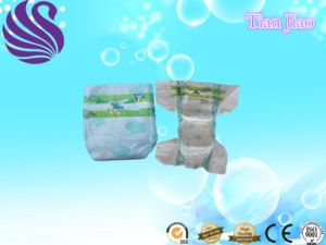 2017 New China Breathable Disposable Baby Diaper pictures & photos