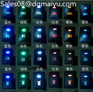 Car Fog Light DRL Switch Button Toyota Switch pictures & photos