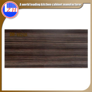 Woodgrain Acrylic Sheet Price for Kitchen Cabinets (colorful) pictures & photos