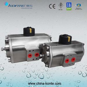 Single Acting Ss Pneumatic Actuator pictures & photos