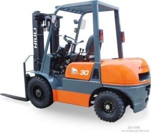 Niuli Eletric Forklift Truck No 1 Sale pictures & photos