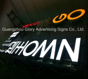 Ss and Acrylic LED Luminous Channel Letters Signage pictures & photos