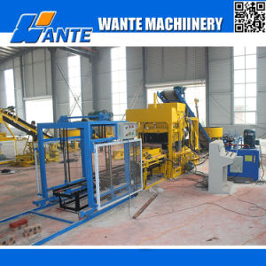 Wante Machinery Qt4-25 Low Investment Automatic Block Machine pictures & photos