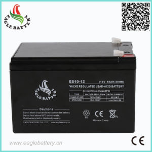 12V 10ah Mf Rechargeable SLA Solar Battery